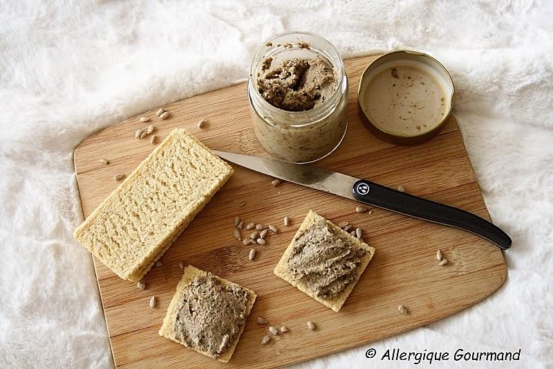 Terrine de champignons, bio {sans gluten, sans oeufs, sans lait}