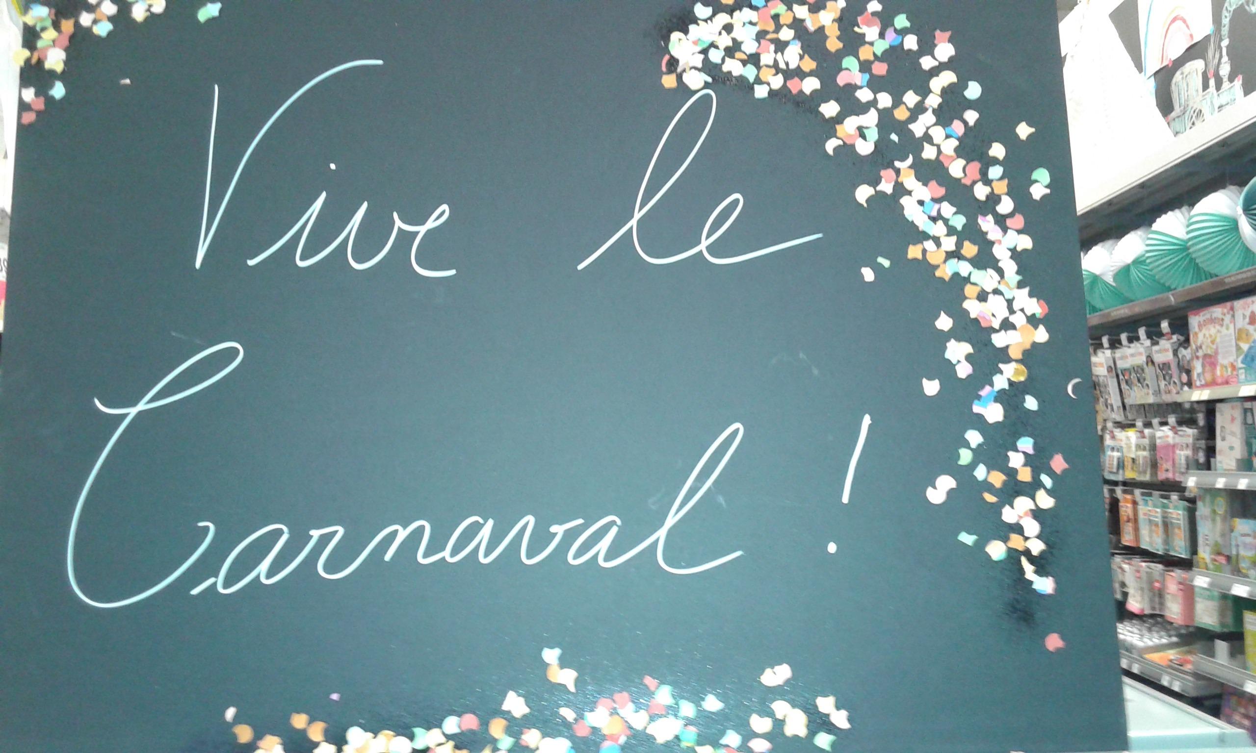 Vive le Carnaval chez Zodio !!!!!!!!