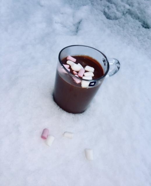Un petit chocolat chaud?