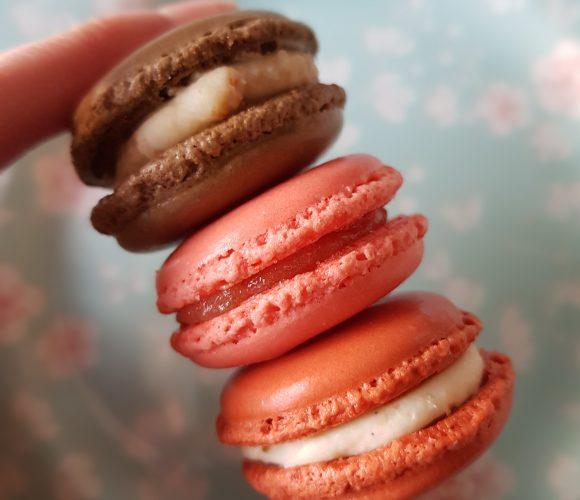 J'ai testé pour vous l'atelier macarons aux goûts originaux de Benjamin Zodio Caen