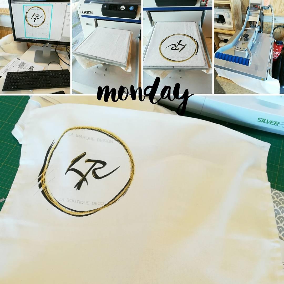 J'ai testé pour vous l'impression textile à Ze Fabrik!