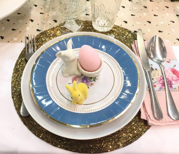Le Coquetier en forme de lapin ouiii !