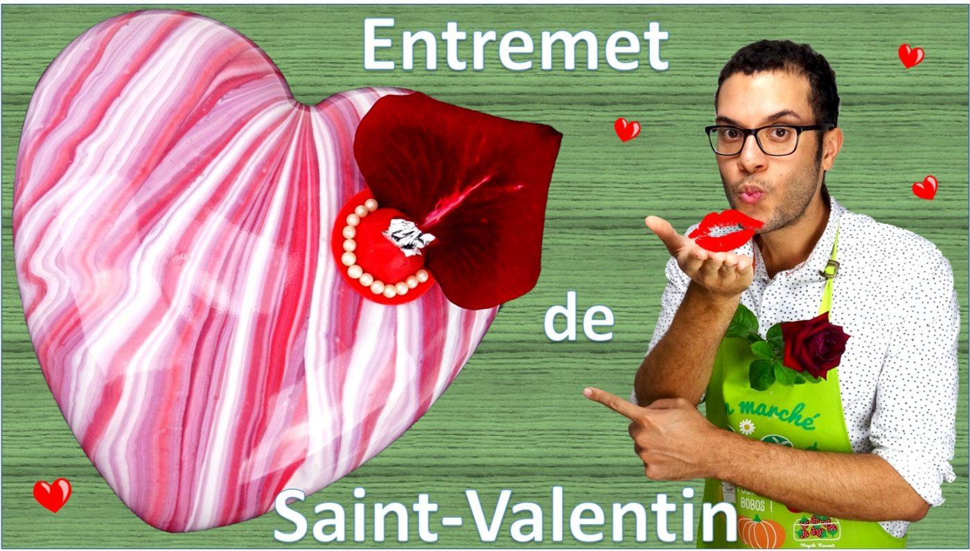 DESSERT DE SAINT VALENTIN