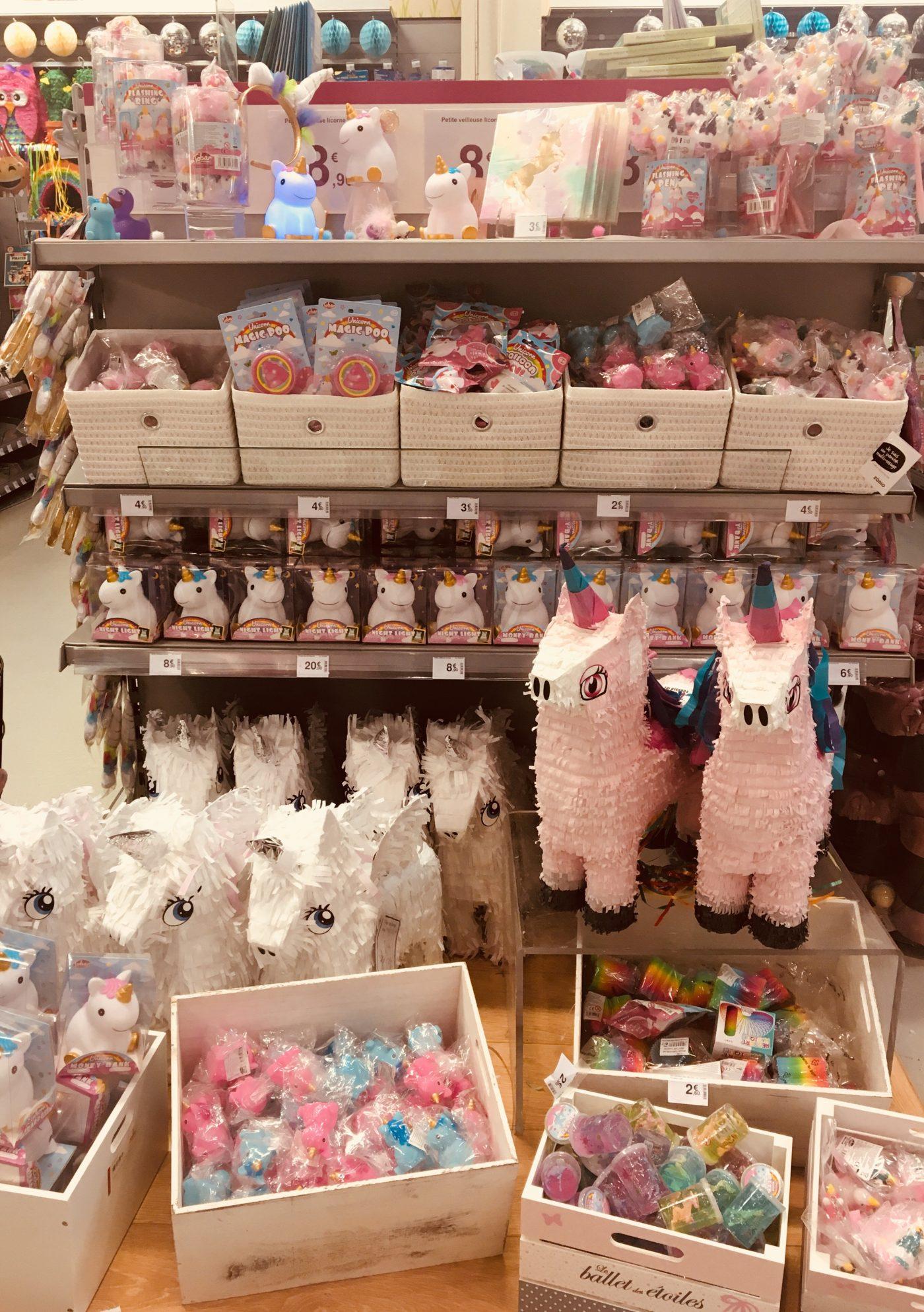 Notre nouveauté fav' au secteur enfants : La veilleuse licorne !