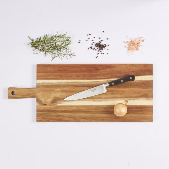 J'ai testé pour vous couteau de Cuisine Idéal Sabatier 15cm de chez Déglon