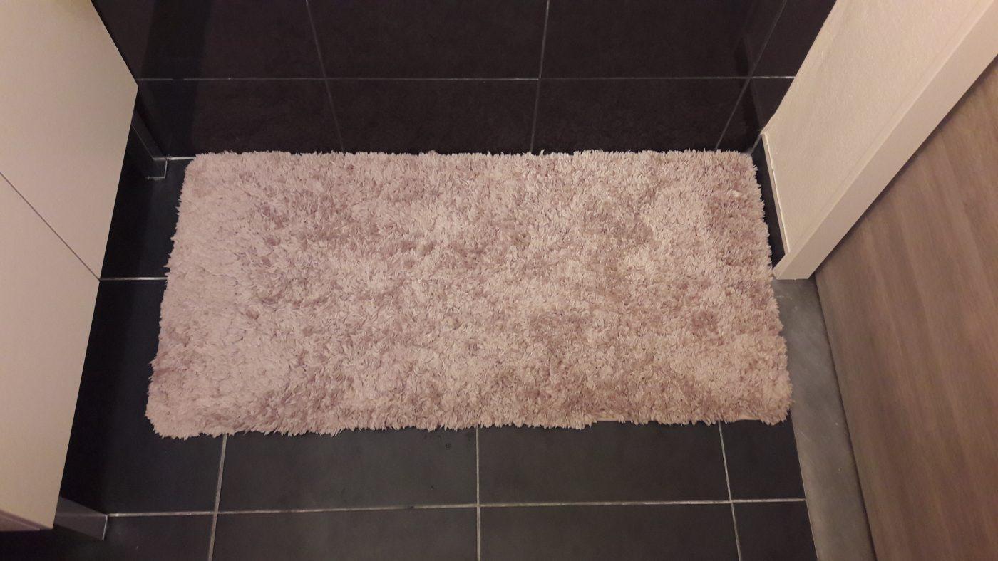 J'ai testé pour vous tapis de bain extra doux de chez zodio
