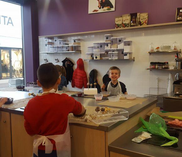 Atelier popcakes pour enfants