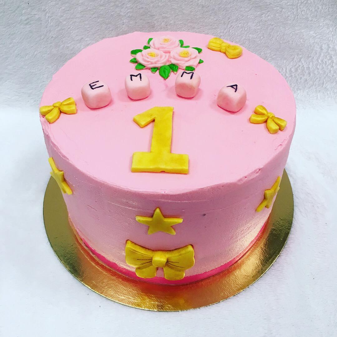 Passionnèment layer cake