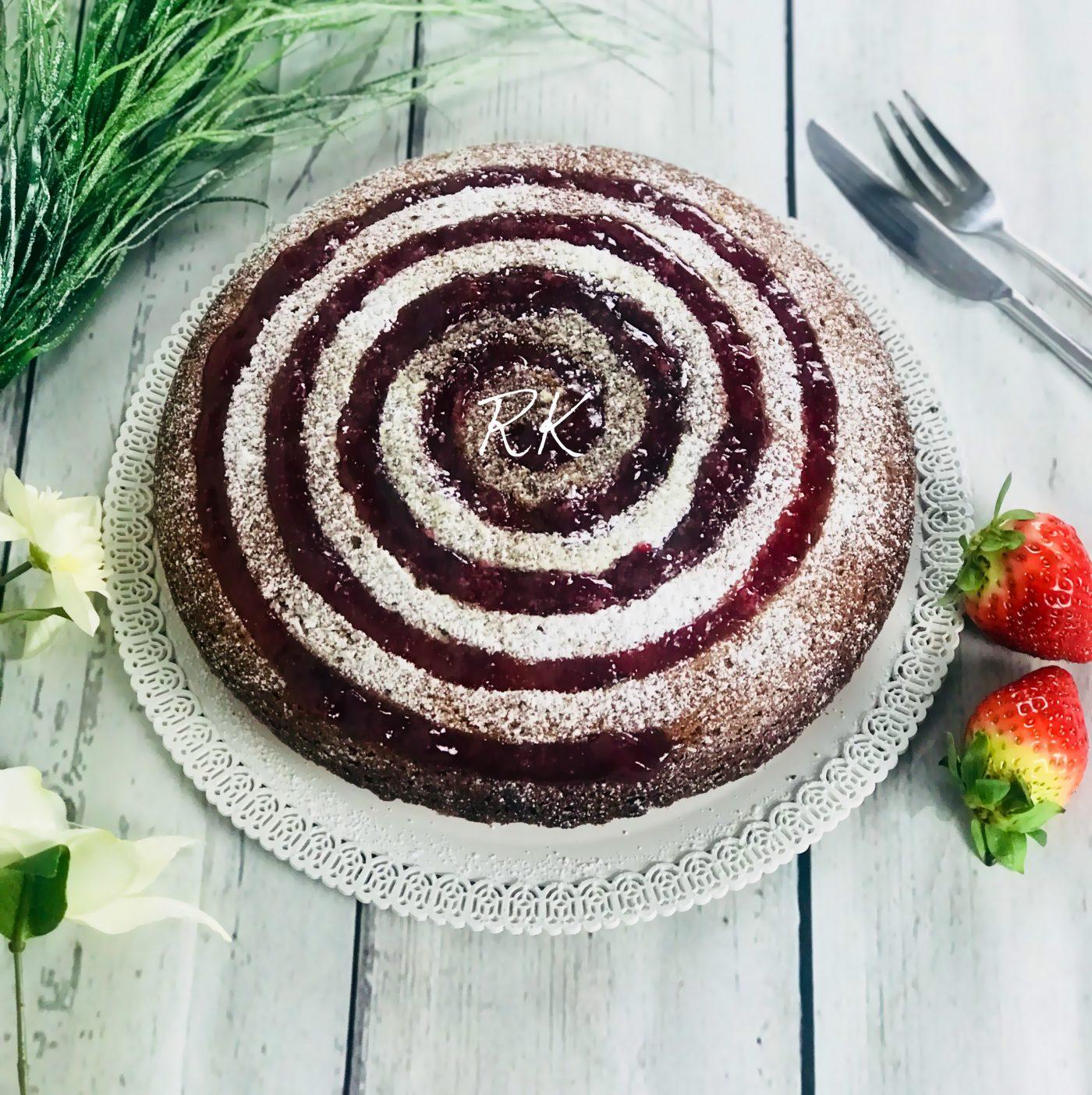 Gâteau Madeira