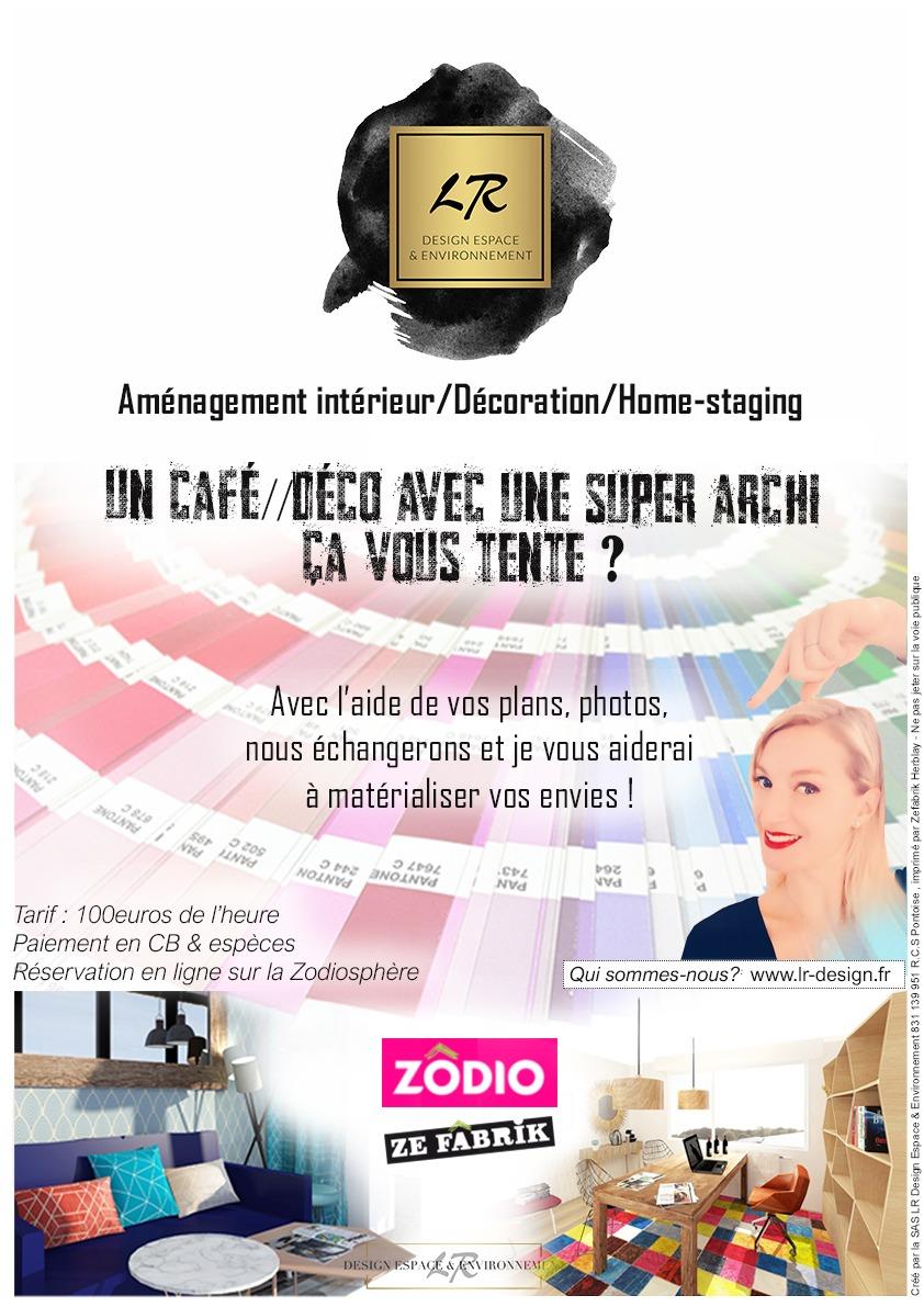 LR Design Espace & Environnement tout les lundis matin chez ZeFabrik!