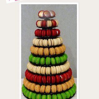 Ma pyramide de Macarons
