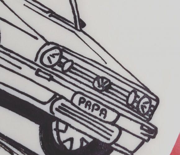 60 ans et un golf GTI de 1984