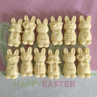 J'ai testé pour vous moule silicone petits lapins de Scrapcooking