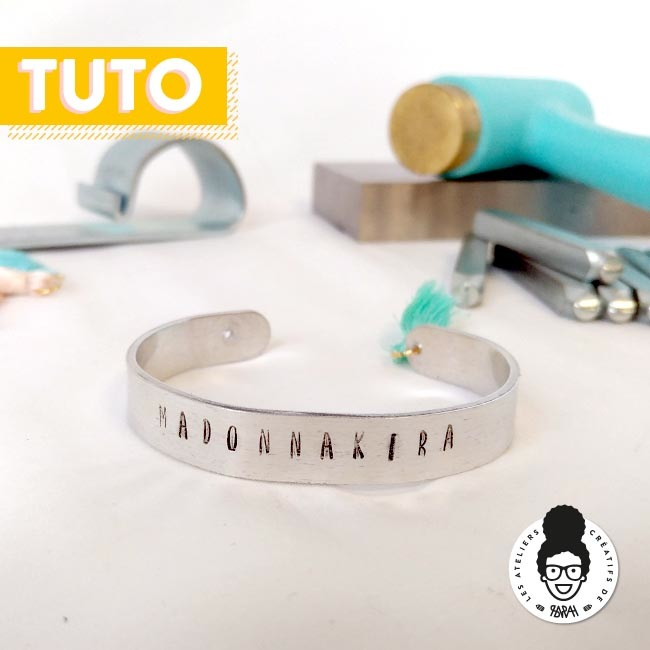 TUTO «Martelage DIY» à Zôdio Zefabrik