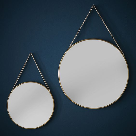 Miroir rond dor blog z dio for Miroir rond dore