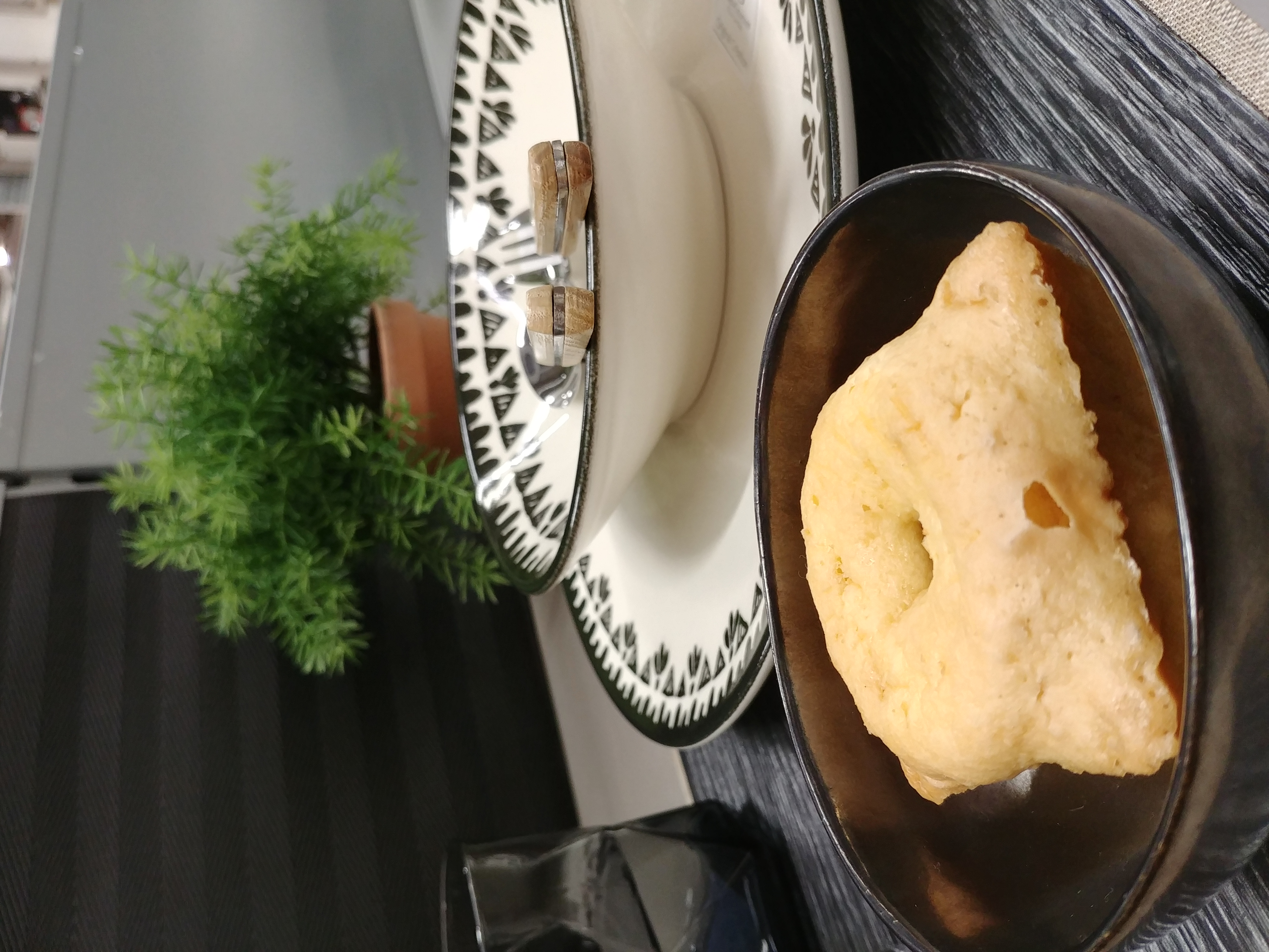 Une délicieuse tarte aux poires