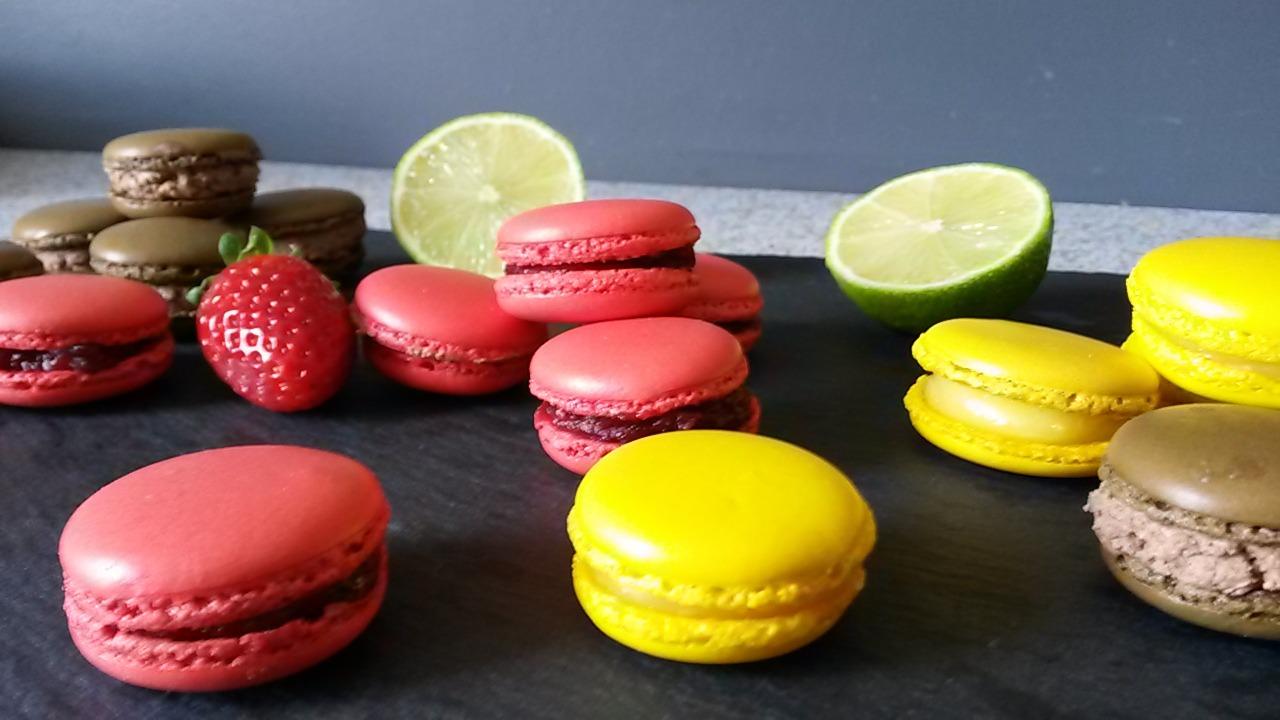 Atelier Macarons avec Pierrick – Zôdio Villeneuve d'Ascq