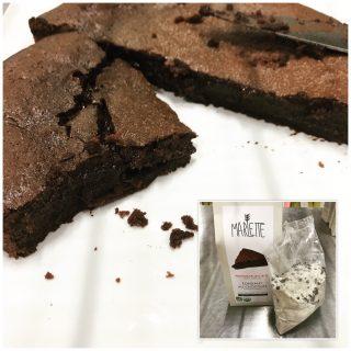 J'ai testé pour vous la préparation Fondant au chocolat Marlette