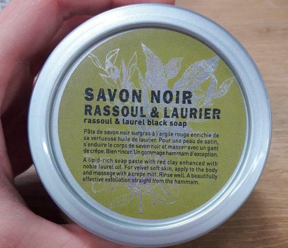 J'ai testé pour vous le savon noir de chez Aleppo Soap