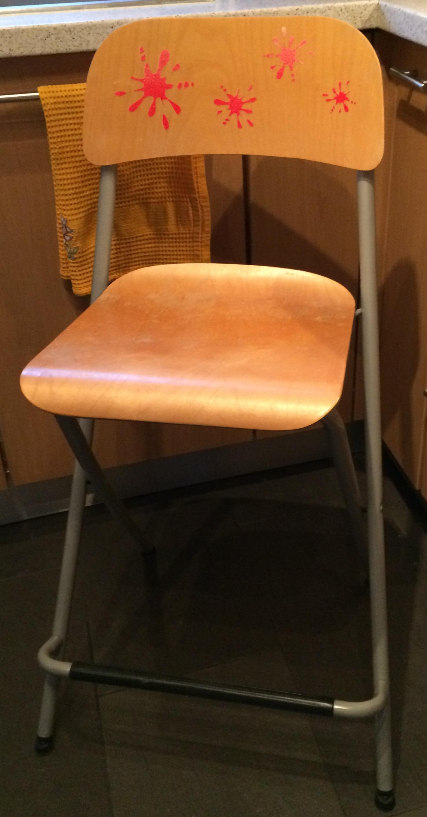J'ai testé l'atelier «rénovation de meuble : étape 1»