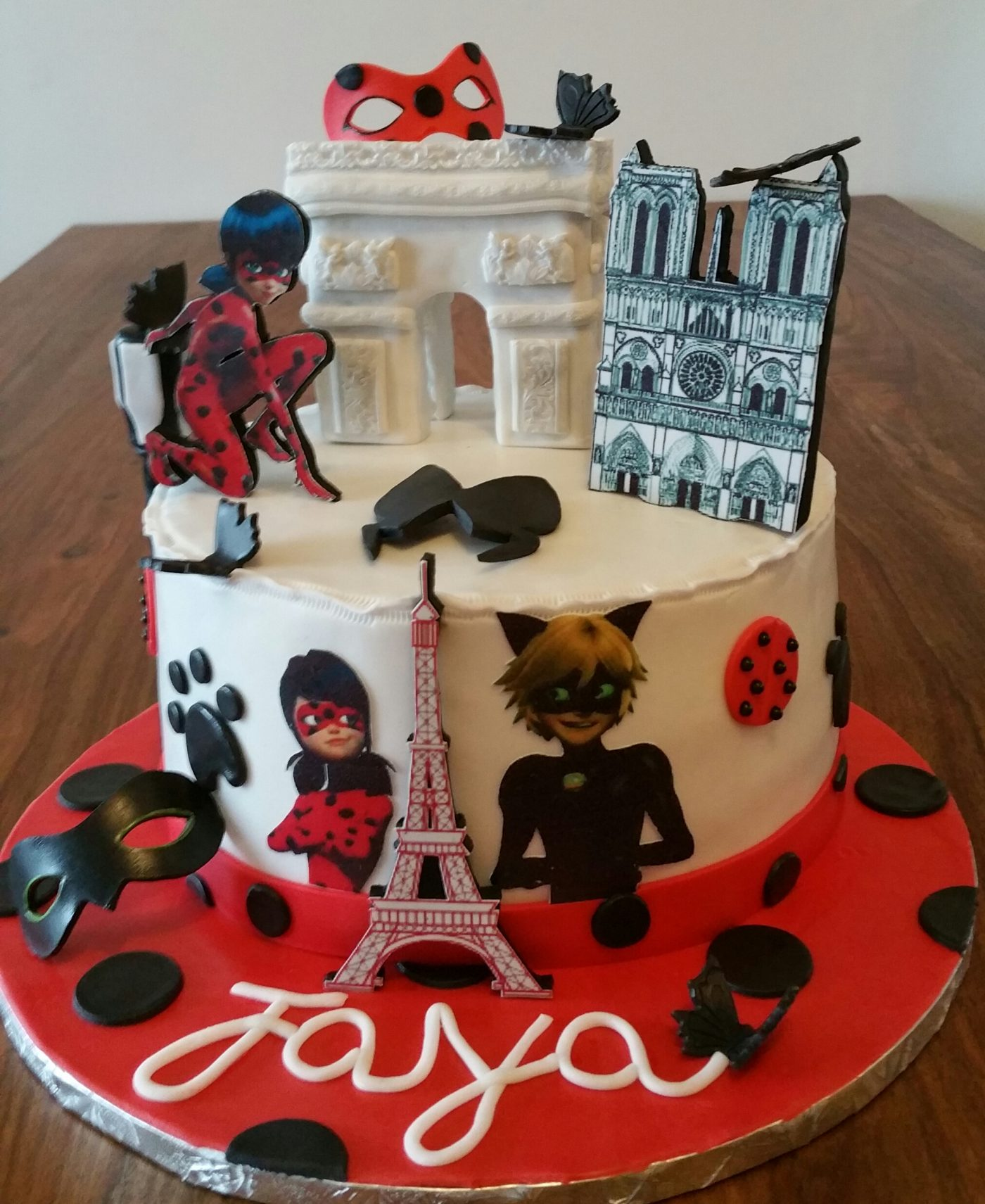 Cake Design Miraculous Blog Z 244 Dio