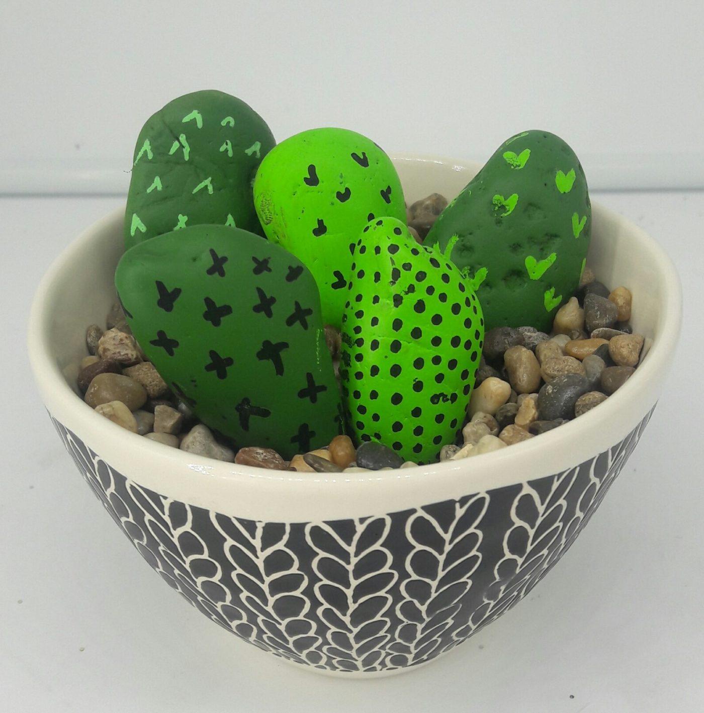 Mon DIY Cactus