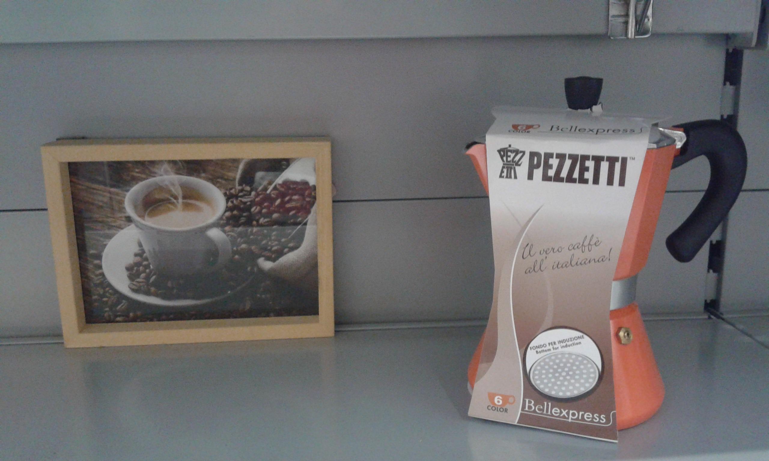 J'ai testé pour vous la Cafetière Italienne Pezzetti!!!!!