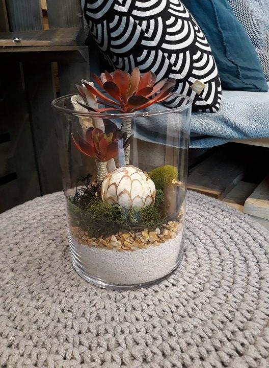J'ai testé la composition florale