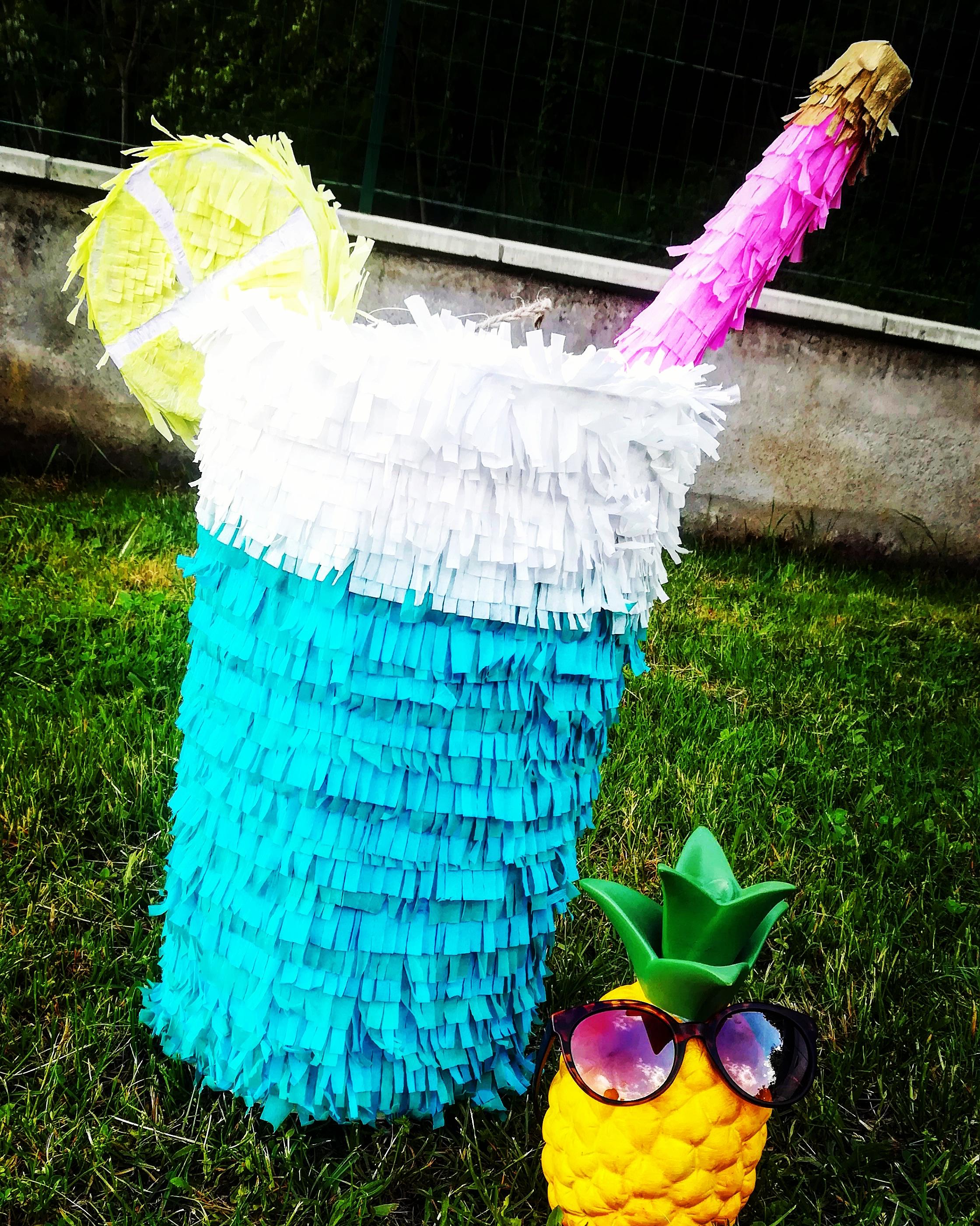Blue Lagoon Piñata