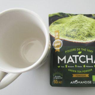 Matcha latte Aromandise