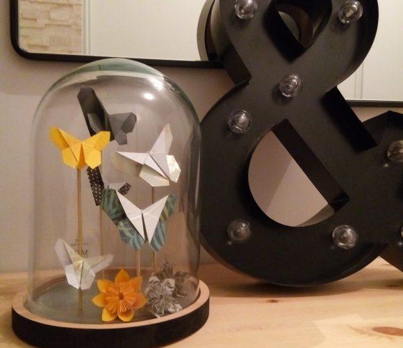 J'ai testé pour vous l'atelier «cloche aux papillons» avec Marie