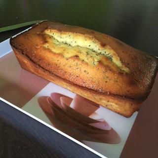 Recette du cake au citron et graines de chia