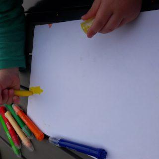 J'ai testé pour vous crayons Gel - OMY