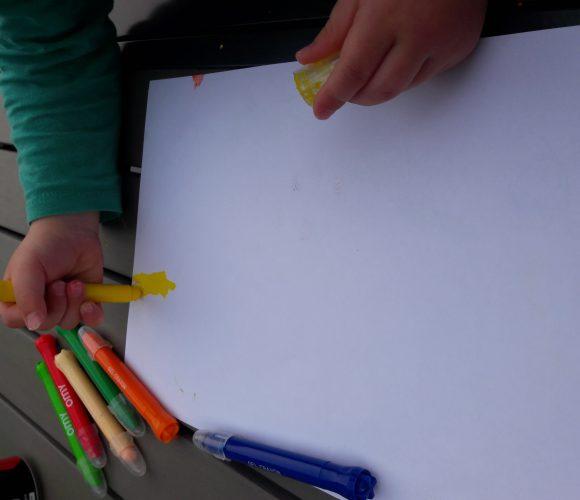 J'ai testé pour vous crayons Gel – OMY