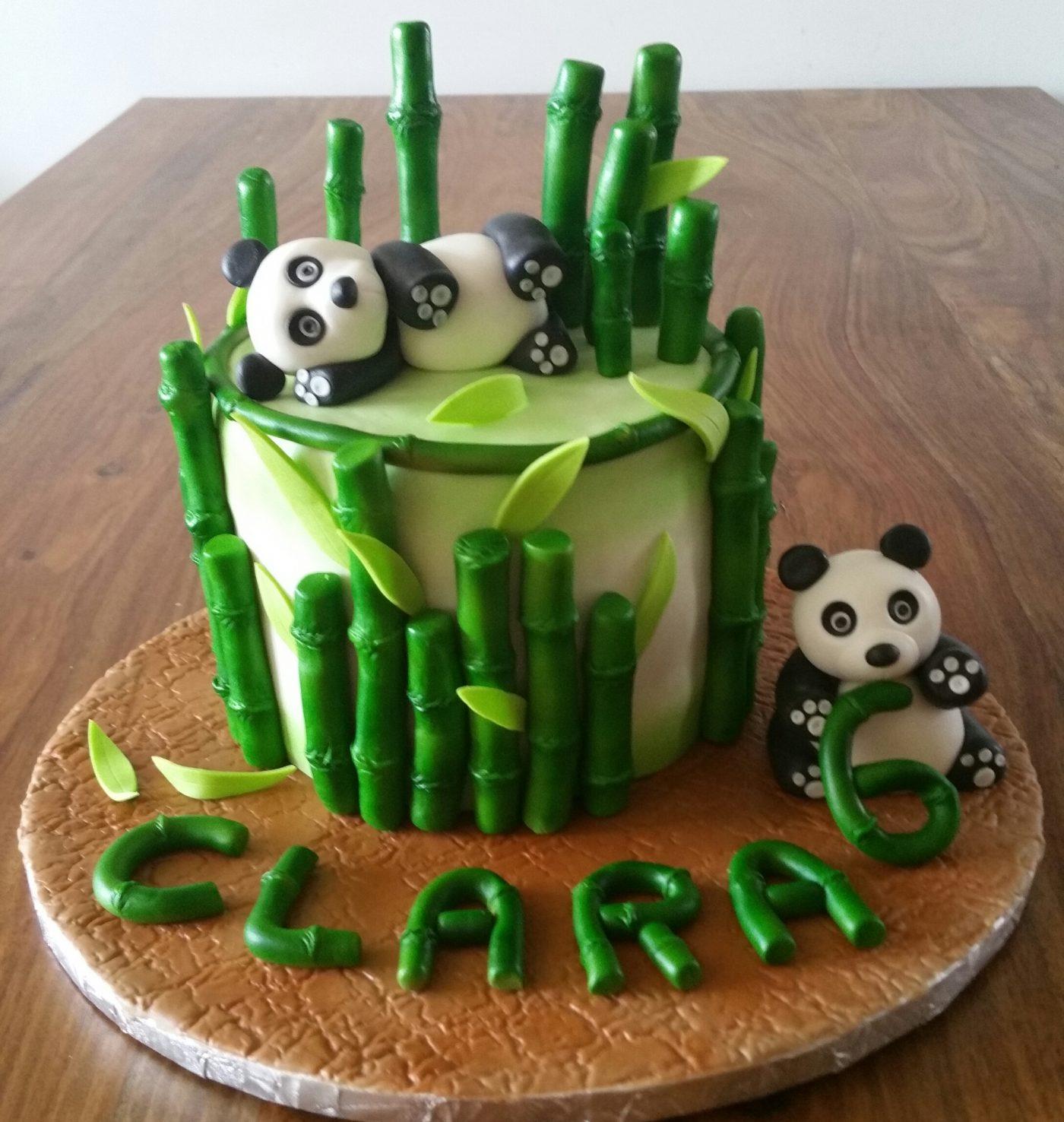 Pandas Cake Design Blog Zodio