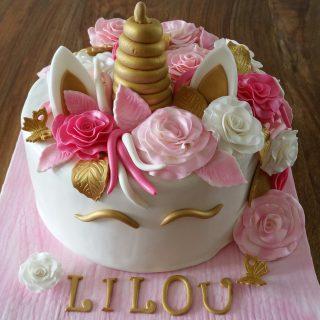 Licone cake design