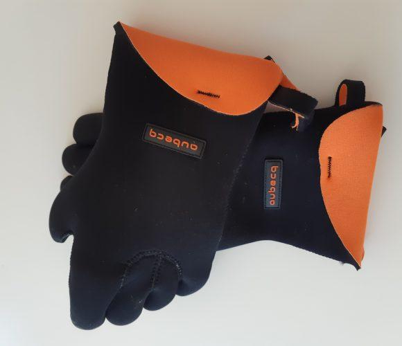 J'ai testé pour vous la paire de gants de cuisine en neoprene