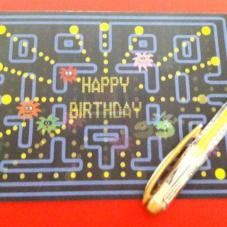 """J'ai testé pour vous la carte animée """"happy birthday"""""""