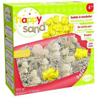 J'ai testé pour vous le Happy Sand Safari de chez Aladine