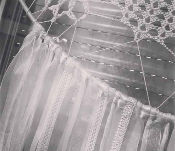 Attrape rêve au crochet