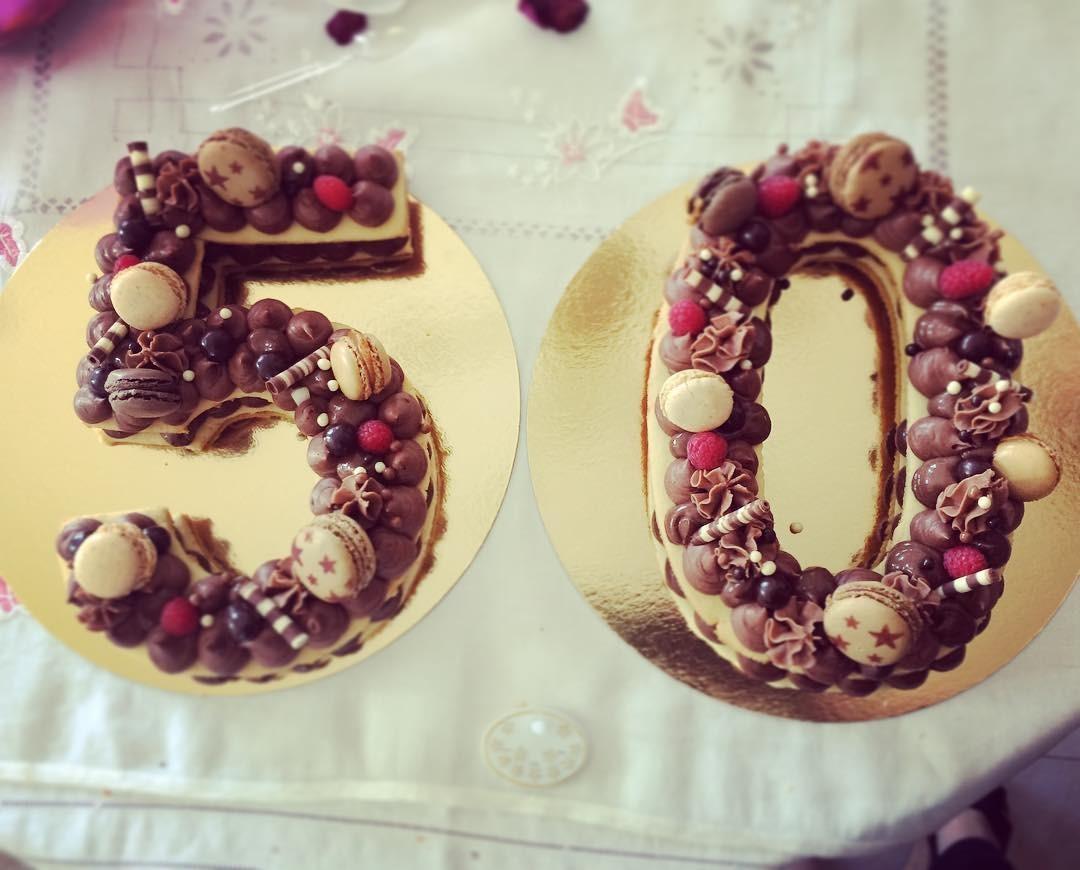 Number cake chocolat (Blog Zôdio)