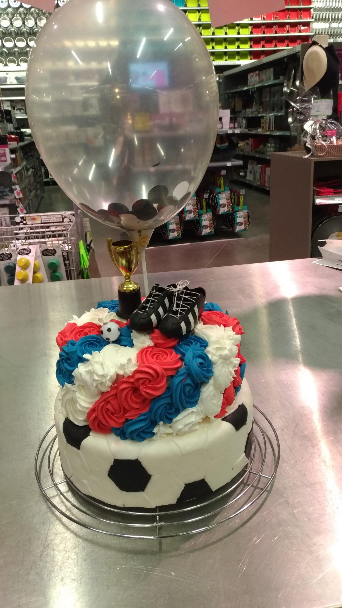 Cake Design Special Foot 2018 Blog Zodio