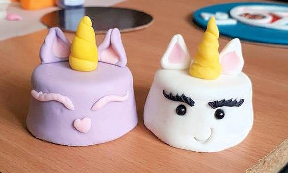 Bouchées de Licornes par DO YOU CAKE?