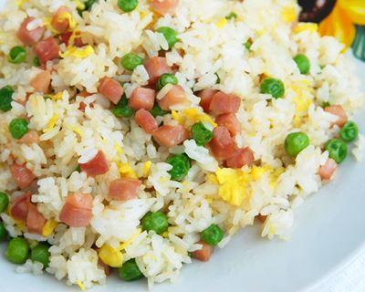 Mon riz cantonnais version authentique et traditionnelle
