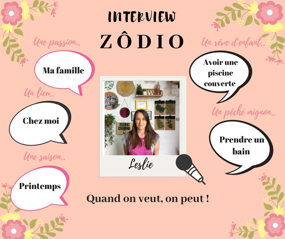 Interview Zôdio