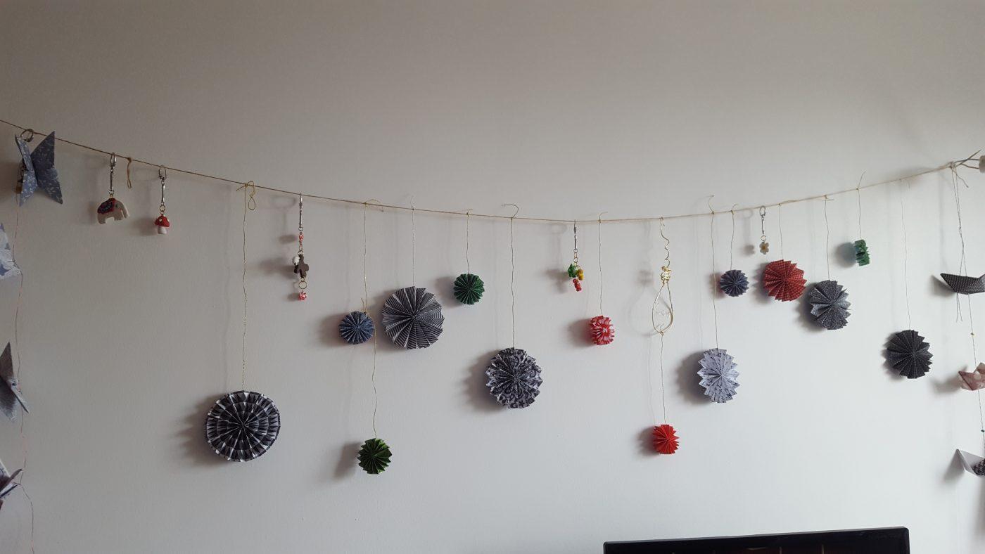 d co murale origami blog z dio. Black Bedroom Furniture Sets. Home Design Ideas