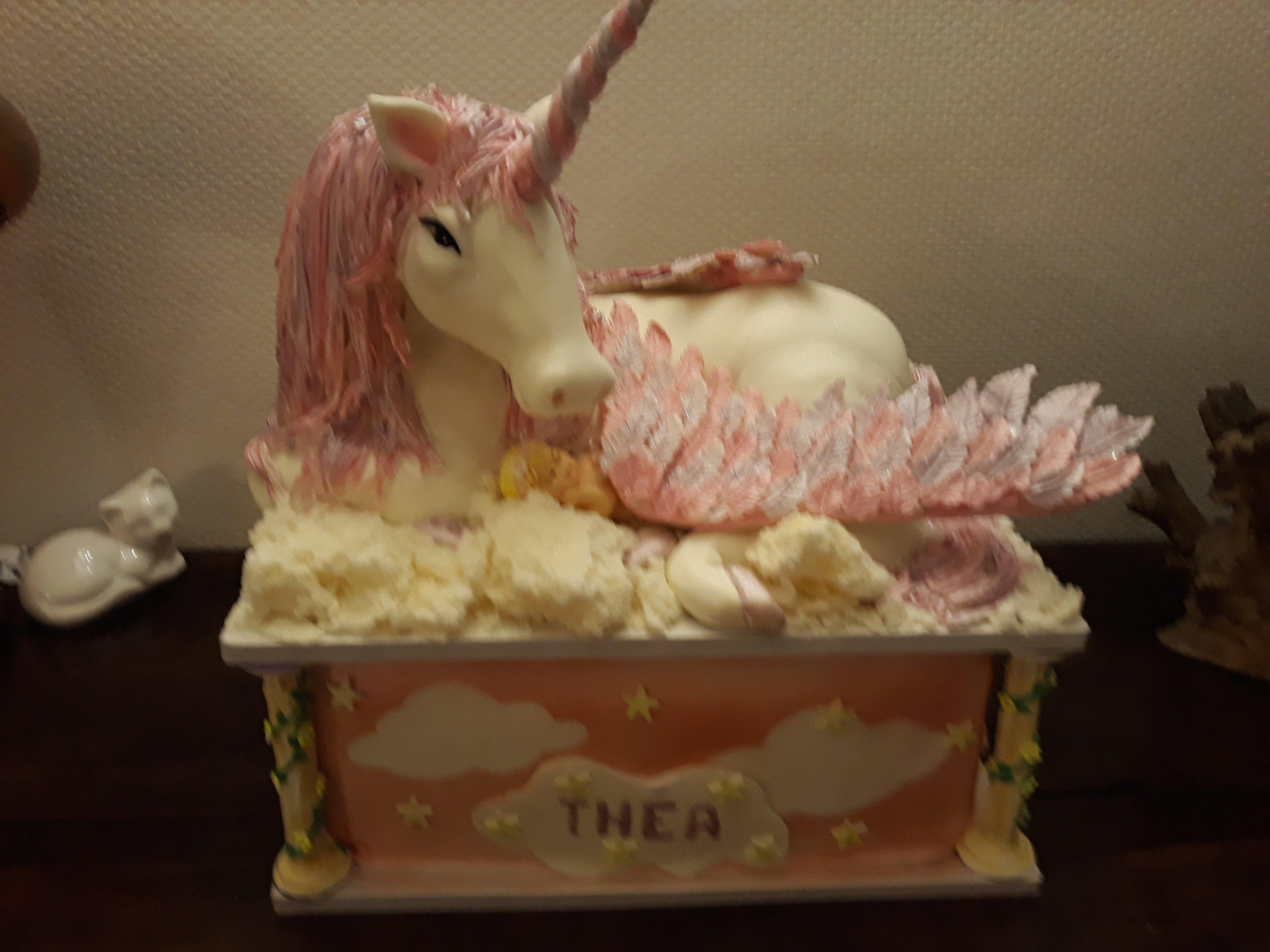 Gâteau Baptème