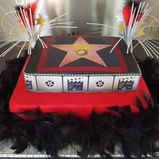 Gâteau Hollywood