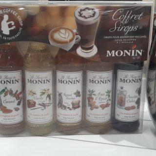 J'ai testé pour vous le coffret café mignardises Monin