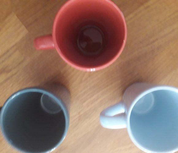 Le Mug Zodio sous les machines à café!
